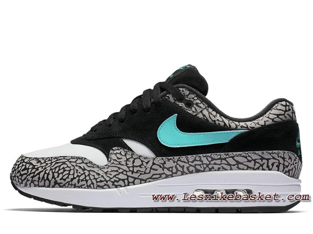 Atmos x Nike Wmns Air Max 1 PRM Elephant F908366_001 Femme/enfant Nike Release 2017 Chaussures Grey-1706203176 - Les Nike Sneaker Officiel site En France