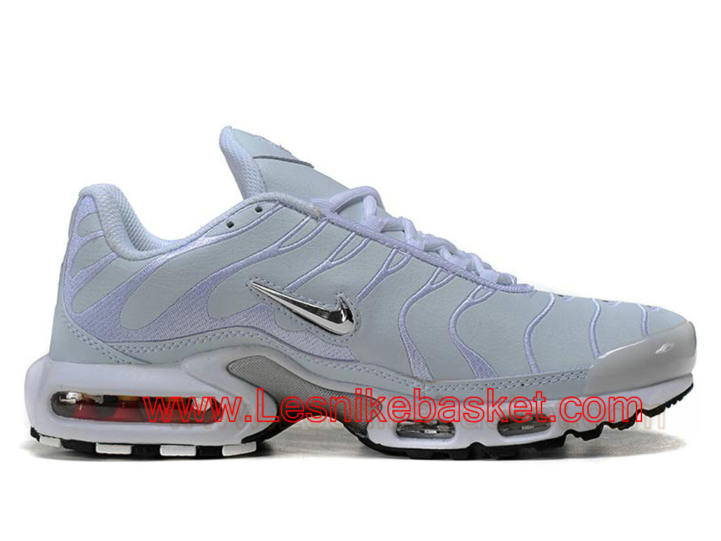Basket TN Homme Nike Air Max Plus(TN) WhiteArgent Officiel
