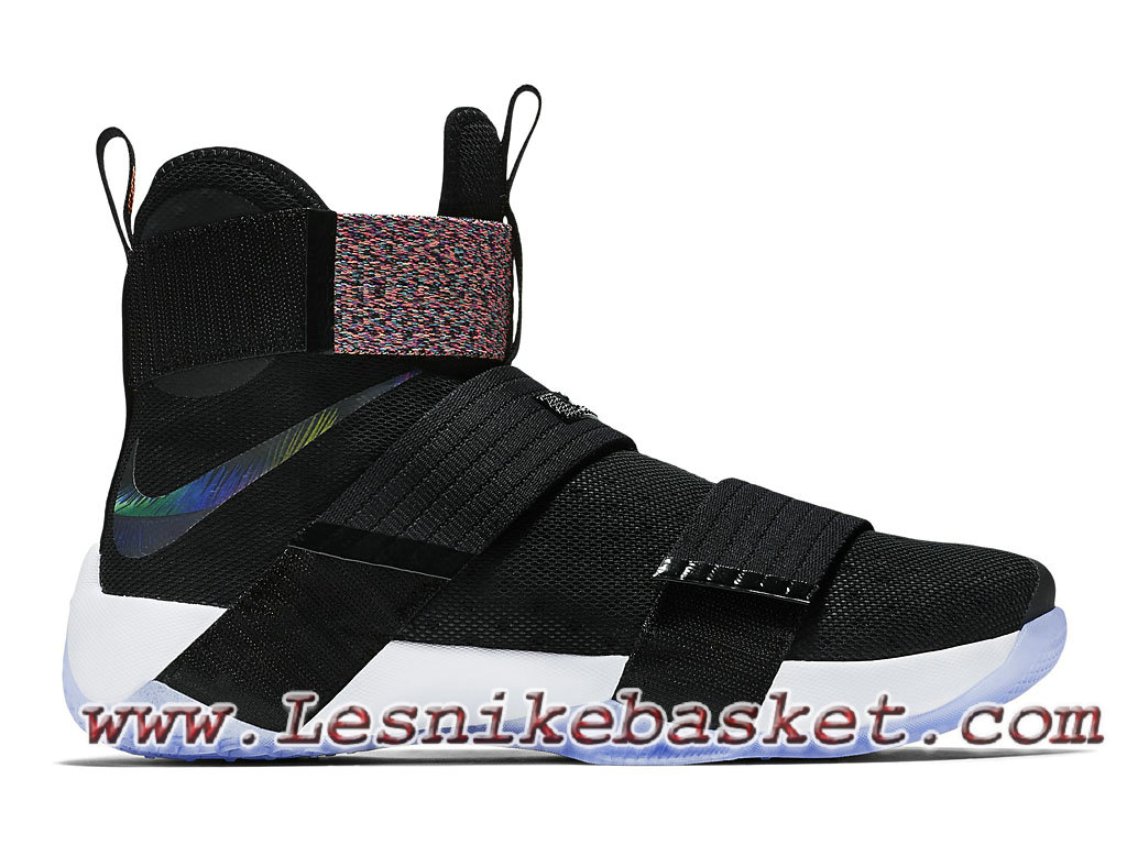 Homme Basketball Nike LeBron Soldier 10 Iridescent