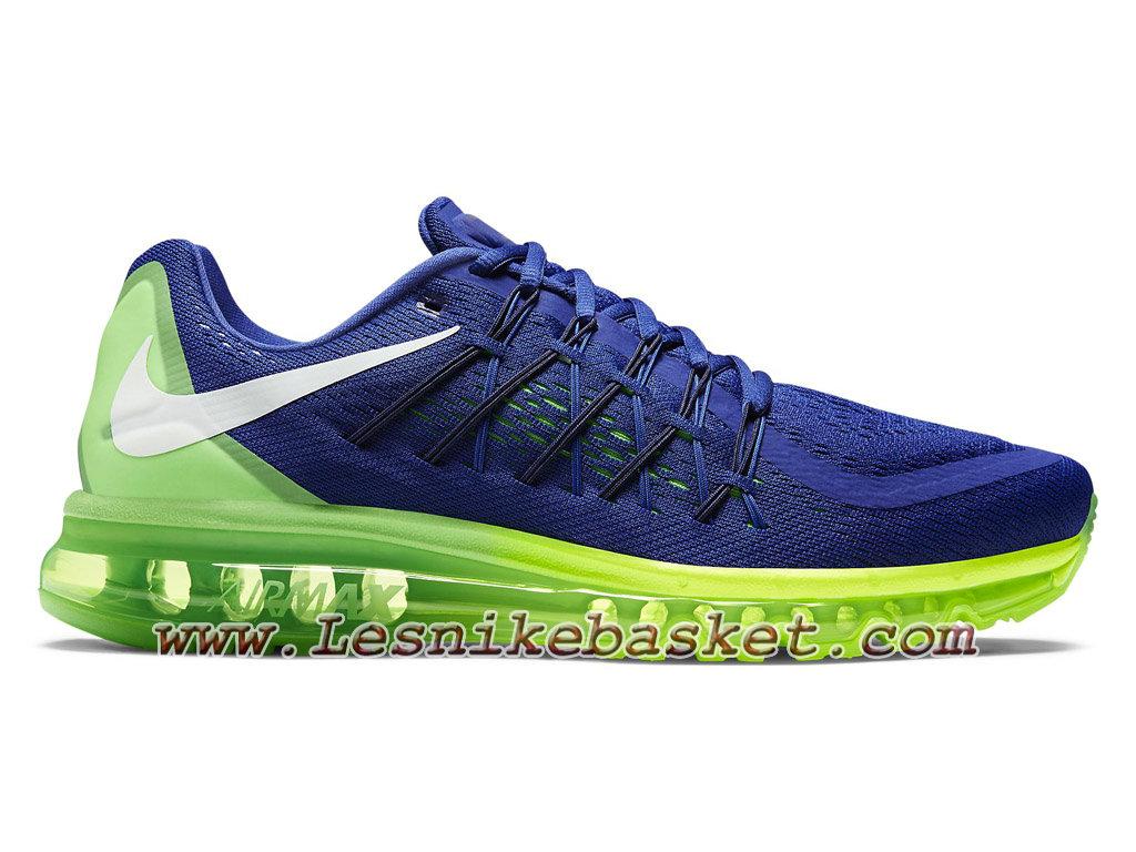Nike Air Max 2015 Sprite Chaussures Nike prix Pour Homme 698902_407-1607312471 - Les Nike Sneaker Officiel site En France