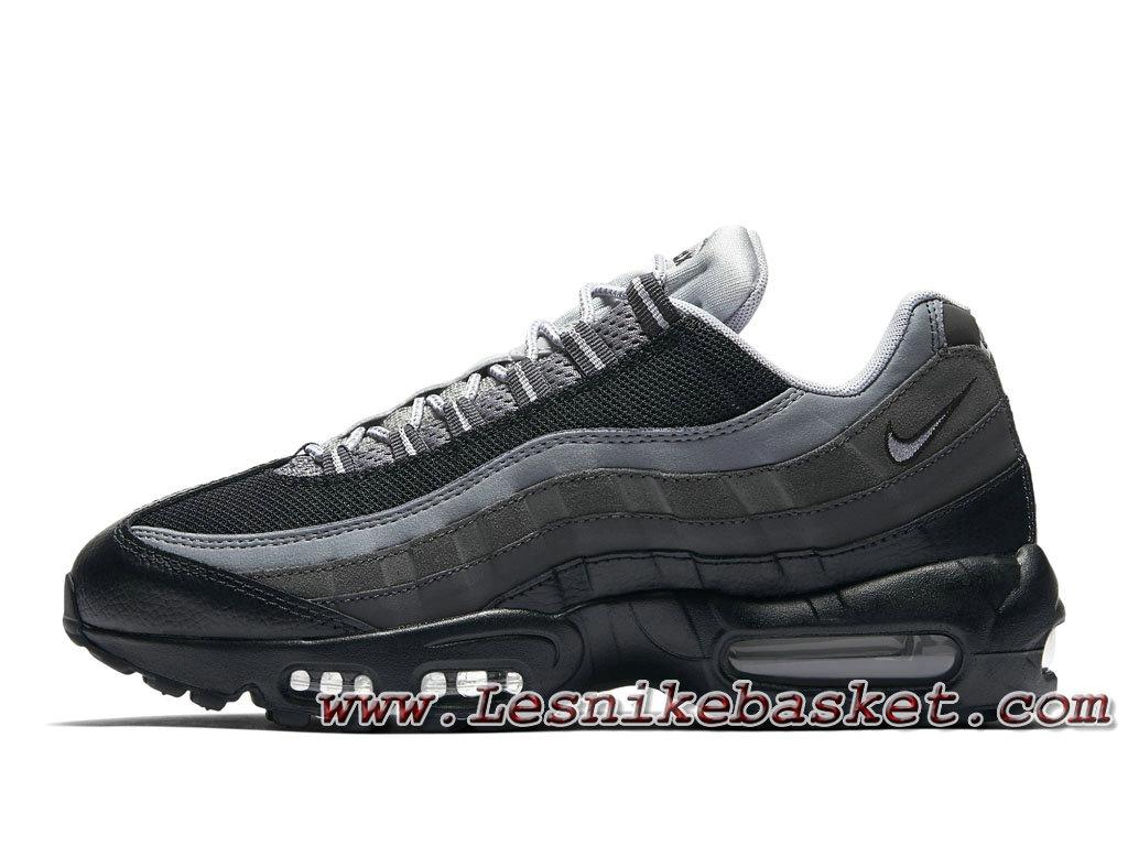 Nike Air Max 95 Essential ´Black Wolf Grey´ 749766_014 Chausport NIke Prix Pour homme Noires-1706243116 - Les Nike Sneaker Officiel site En France