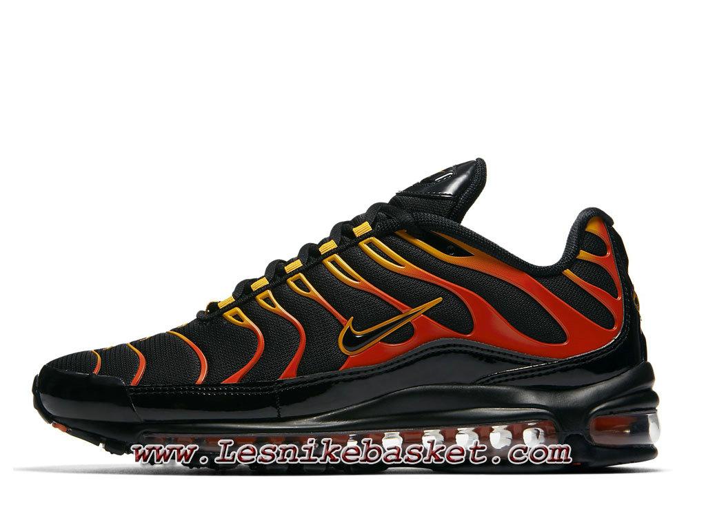 Nike Air Max 97 Plus Shock Orange AH8144_002 Chaussures nike
