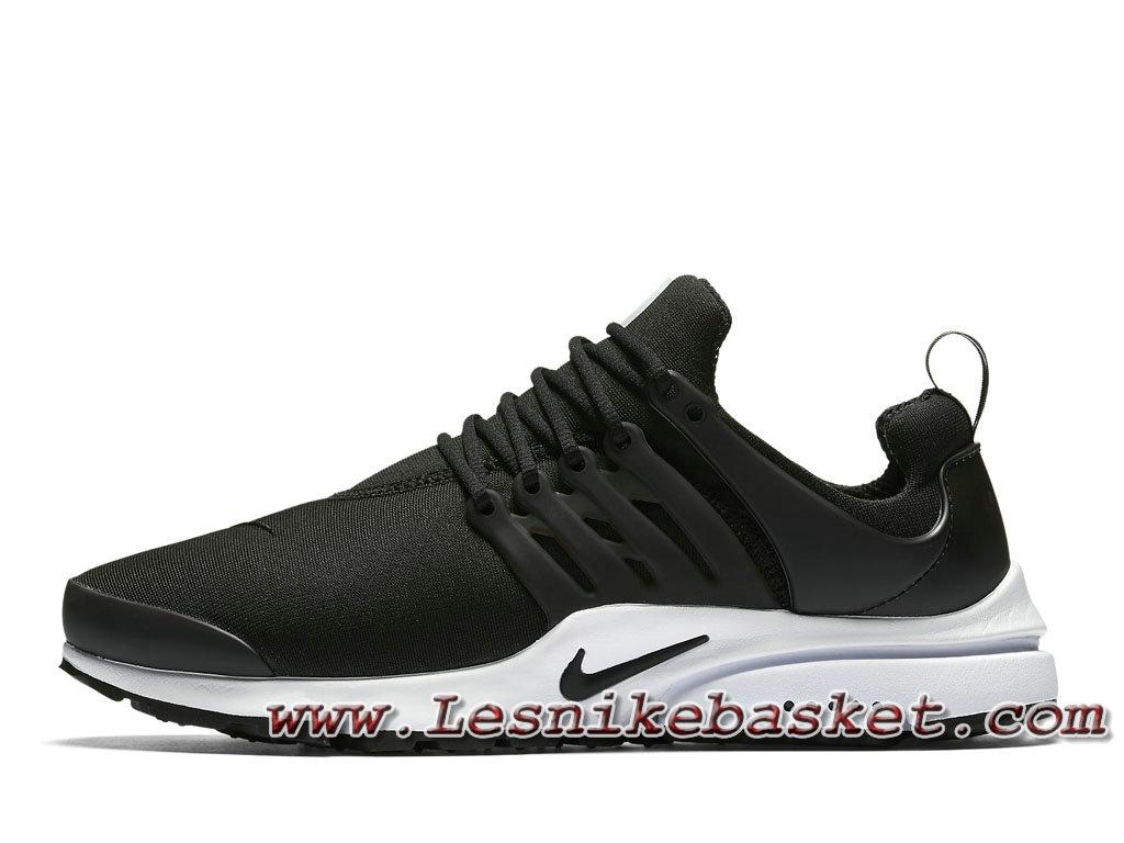 Nike Air Presto Essential Black Black 848187_009 Chaussures Nike Pas cher Pour Homme Noires-1705303050 - Les Nike Sneaker Officiel site En France