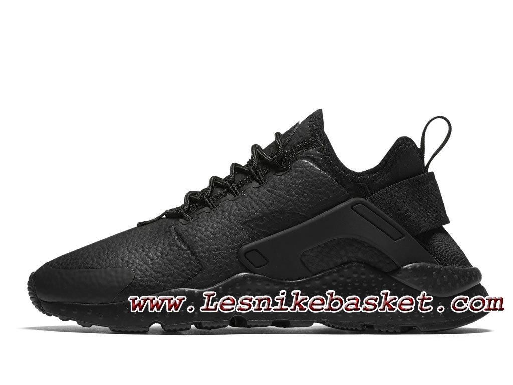 2599de8541d Nike Wmns Air Huarache(Nike Urh) Ultra Premium Noir 859511 002 Chaussures  Nike Pas cher ...