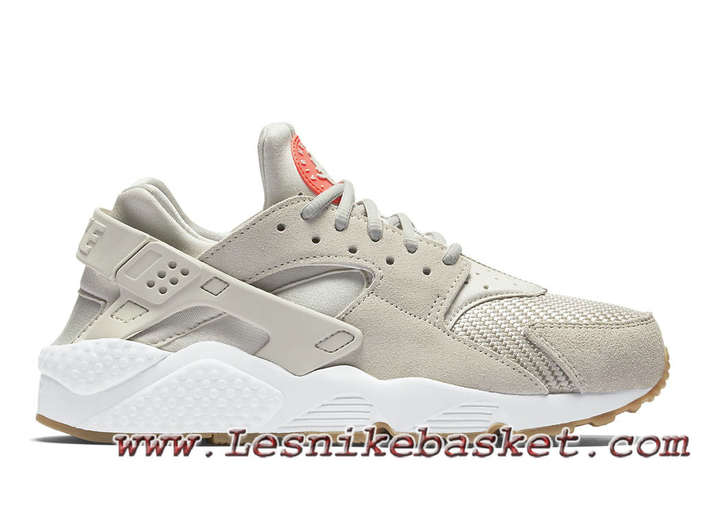 quality design 506fa 39e3d Nike Wmns Air Huarache Run (Urh Air) TXT Light Bone 818597-001 Chaussures  Officiel Pas cher For Femme Enfant-1611082679 - Les Nike Sneaker Officiel  site En ...