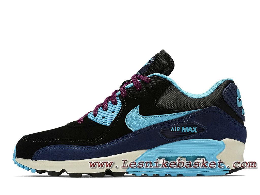 Nike WMNS Air Max 90 LTR Trainers Suede 768887_400 Chausport Nike prix Pour Femme/Enfant Noires-1706303200 - Les Nike Sneaker Officiel site En France