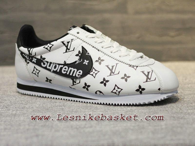 033439ead1fc7 Running LV x Supreme Nike Cortez Ultra Moire Blanc 845013-100 Chaussures  Nike Spureme Pirx Pour Homme-1711113486 - Les Nike Sneaker Officiel site En  France