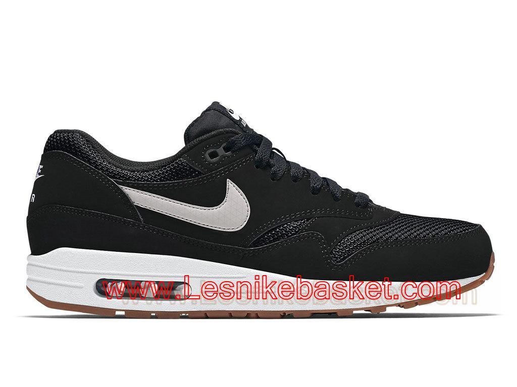 Running Nike Air Max 1 Essential Chaussures Pour Homme NOir Light Bone 537383_026 1603012052 Les Nike Sneaker Officiel site En France
