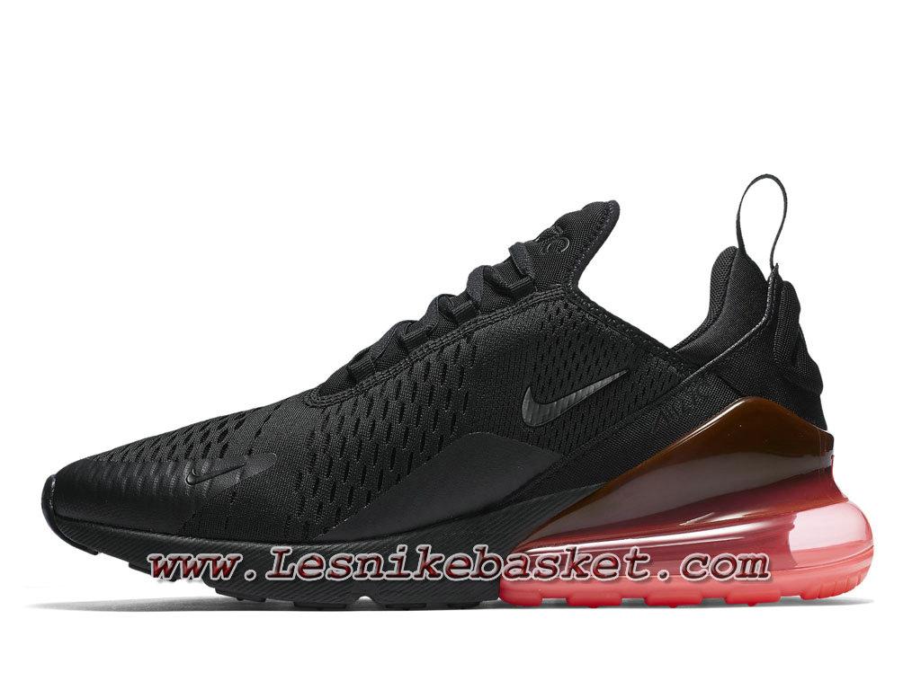 nouveau style 01033 cf570 Running Nike Air Max 270 Hot Punch AH8050_010 Chaussures NIke Pas cher Pour  Homme Noires-1803153678 - Les Nike Sneaker Officiel site En France