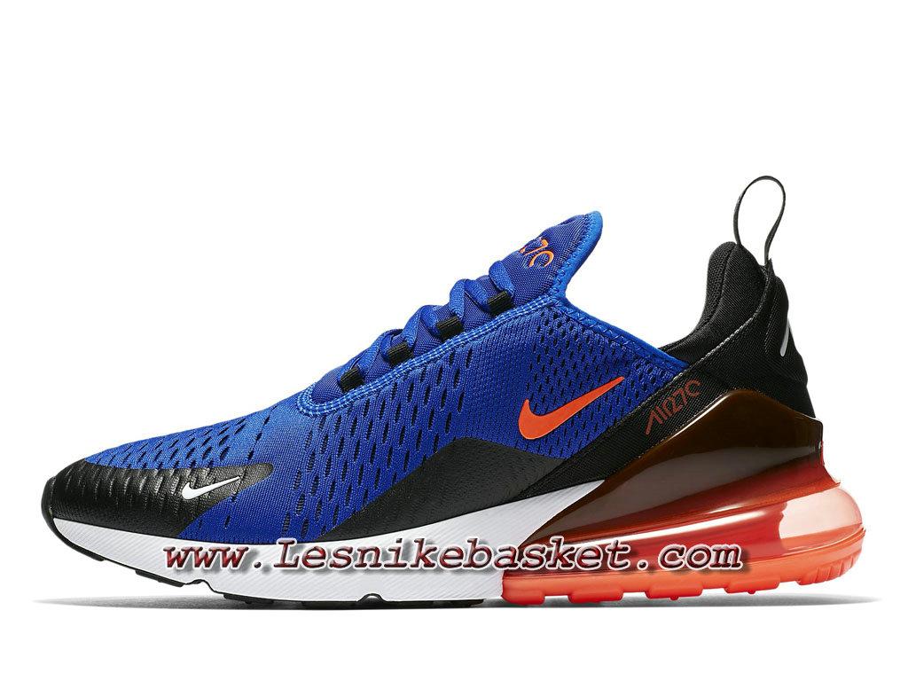 more photos a9dc3 7f76e Running Nike Air Max 270 Racer Blue AH8050 401 Chaussures Nike Sportwear pour  Homme-1807083896 - Les Nike Sneaker Officiel site En France
