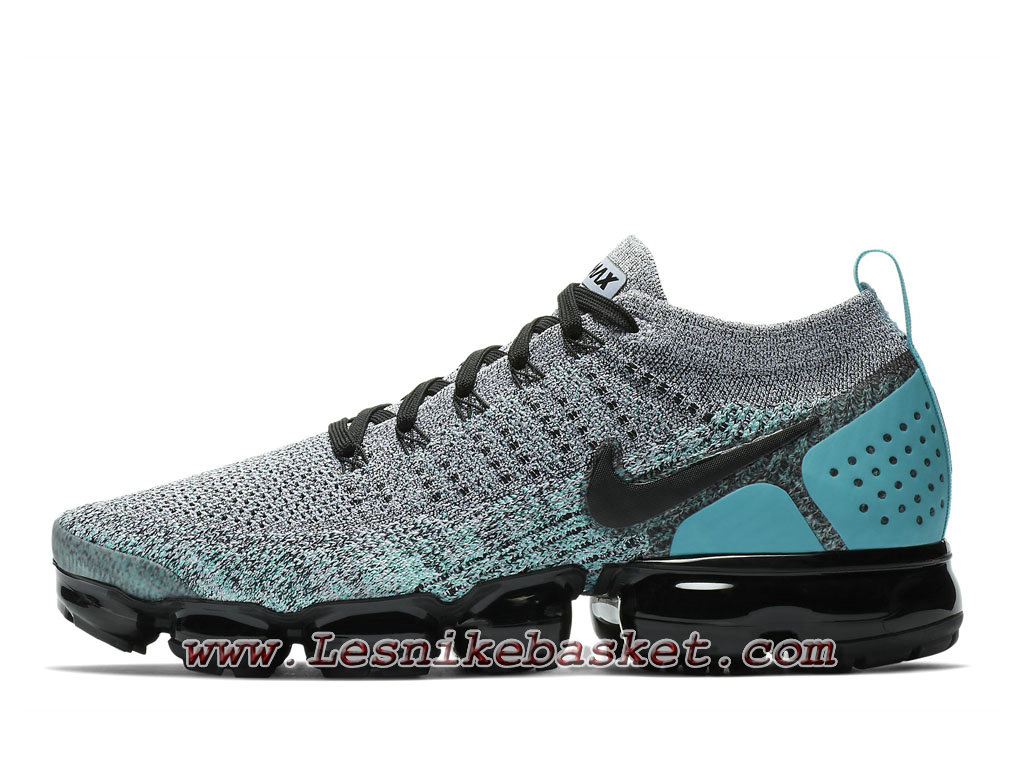 pretty nice 3c5ea 3e935 Running Nike Air VaporMax Flyknit 2.0 Dusty Cactus 942842 104 Chaussures  Officiel 2018 Pour HOmme Gris ...